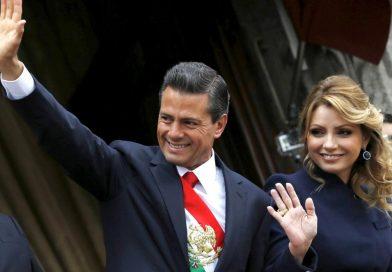 """Angélica Rivera, """"La Gaviota"""", anuncia su divorcio del expresidente de México"""