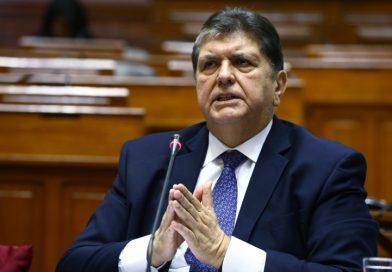 Muere el ex presidente peruano Alan García tras dispararse en la cabeza cuando iba a ser detenido